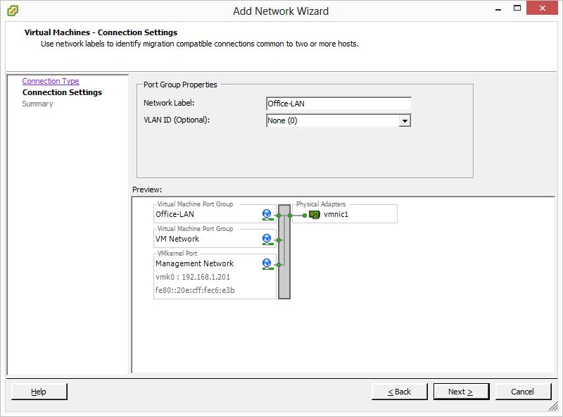 Installation on VMware ESXi — IACBOX 1 0 documentation